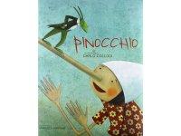イタリア語でカルロ・コッローディの絵本「ピノキオ」を読む 対象年齢5歳以上 ピノッキオ【A1】
