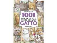 イタリア語で読む、あなたの猫について1001個の知っておくべき事とするべき事 【B1】【B2】【C1】
