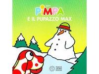イタリア語で絵本、ピンパを読む Pimpa e il pupazzo Max 対象年齢1歳以上【A1】