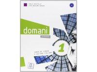 ベーシック イタリア語 Domani A1. DVD付き授業用教科書、教師用指導書 PLIDA認定教材【B1】