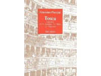 楽譜 Tosca - Dramma lirico in tre atti - PUCCINI - RICORDI