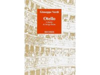 楽譜 Otello - Dramma lirico in quattro atti - VERDI - RICORDI