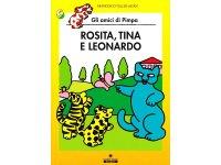 イタリア語で絵本、ピンパを読む Rosita, Tina e Leonardo. Gli amici della Pimpa 対象年齢5歳以上【A1】