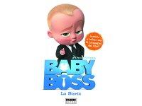 イタリア語で読むアニメ映画、「ボス・ベイビー The Boss Baby」 【A1】【A2】