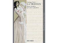 楽譜 LA TRAVIATA - Ricordi Opera Vocal Series - VERDI - RICORDI