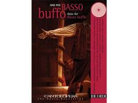 楽譜 CANTOLOPERA: ARIE PER BASSO BUFFO - THE OPERA REVOLUTION CD付き - RICORDI