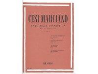 楽譜 ANTOLOGIA PIANISTICA PER LA GIOVENTU - FASC. I - CESI - MARCIANO - RICORDI