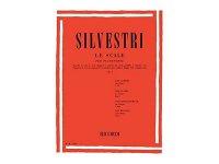 楽譜 LE SCALE PER PIANOFORTE - SILVESTRI - RICORDI