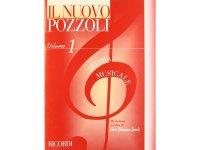 IL NUOVO POZZOLI: TEORIA MUSICALE VOL. 1 - RICORDI
