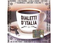 CD 歌で聞いて楽しいイタリア方言 Dialetti D'italia 【A1】【A2】【B1】【B2】