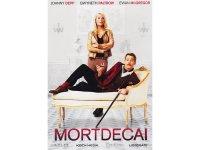 イタリア語などで観る映画 デヴィッド・コープの「チャーリー・モルデカイ 華麗なる名画の秘密」 DVD  【B1】【B2】