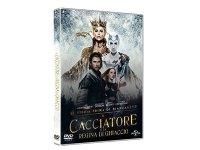イタリア語などで観る映画 シャーリーズ・セロンの「スノーホワイト/氷の王国」 DVD  【B1】【B2】