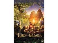 イタリア語などで観るディズニー ジョン・ファヴローの「ジャングル・ブック」 DVD【B1】【B2】
