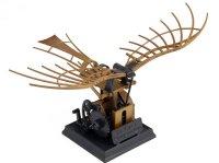 Italeri 羽ばたき飛行機模型 レオナルド・ダ・ヴィンチ【カラー・ブラウン】