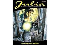 イタリア語で読むイタリアの漫画、Sergio Bonelli Editoreの月刊「Julia」 【B2】 【C1】