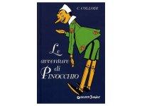 イタリア語で読む、カルロ・コッローディのピノッキオの冒険 ピノキオ 【B1】