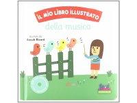 イタリア語で読む、CD付き音楽イラストブック【A1】