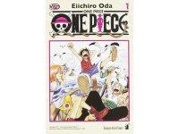 イタリア語で読む、尾田栄一郎の「ONE PIECE」1巻 【B1】
