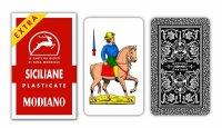 MODIANO シチリアーノ・トランプ Siciliane 96 300096 【カラー・マルチ】