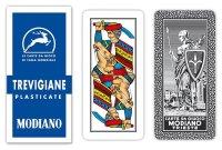 MODIANO トレヴィーゾ・トランプ Trevigiane 89/20 300132 【カラー・マルチ】