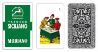 MODIANO シチリアーノ・タロット Tarocco Siciliano 94 300105【カラー・マルチ】