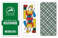 MODIANO ボロニェーゼ・タロット Tarocco Bolognese 60【カラー・マルチ】