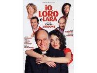 イタリアのコメディ映画「Io Loro E Lara 」  DVD 【B2】【C1】