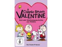 ドイツ語&ポーランド語などで観る、チャールズ・M・シュルツの「Peanuts - A Charlie Brown Valentine 」 DVD