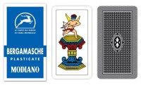 MODIANO ベルガモ・トランプ Bergamasche 90 300010 【カラー・マルチ】
