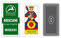 MODIANO ブレシャ・トランプ Bresciane 90 300016【カラー・マルチ】