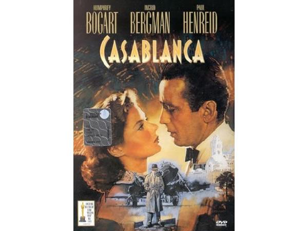 画像1: イタリア語などで観るハンフリー・ボガートの「カサブランカ」 D...  イタリア語など