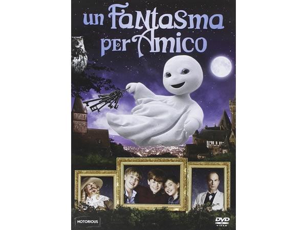 画像1: イタリア語などで観るニキ・ライザーの「The Little Ghost」 DVD  【B1】【B2】