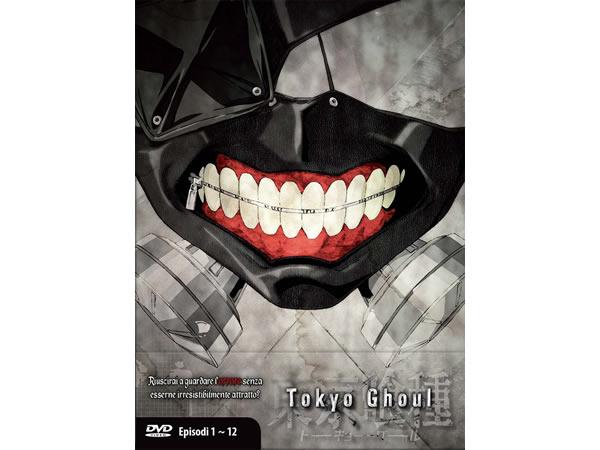 画像1: イタリア語で観る、石田スイの「東京喰種トーキョーグール 第1期」 DVD 3枚組 【B1】