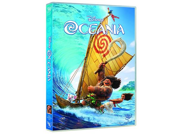 画像1: イタリア語で観るディズニーの「モアナと伝説の海」 DVD【B1】【B2】