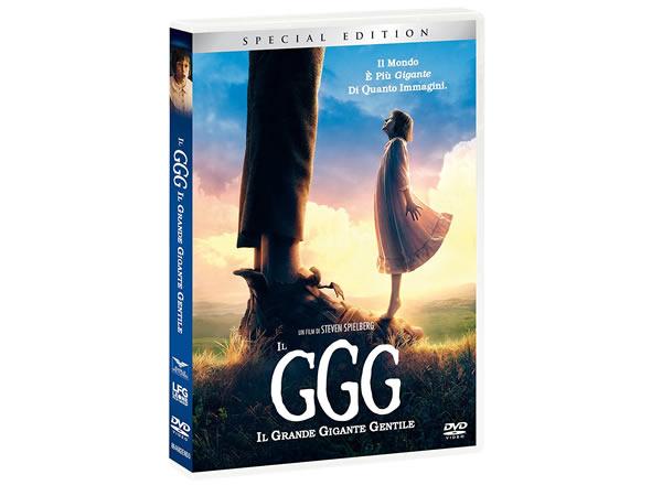画像1: イタリア語で観るスティーヴン・スピルバーグの「BFG: ビッグ・フレンドリー・ジャイアント」 DVD  【B1】【B2】