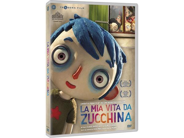 イタリア語で観る「La Mia Vita da Zucchina」 DVD