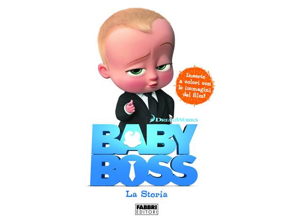 画像1: イタリア語で読むアニメ映画、「ボス・ベイビー The Boss Baby」 【A1】【A2】