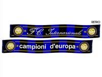 インテル スカーフ ヨーロッパチャンピオン 【カラー・ブルー】【カラー・ブラック】