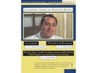 イタリア語で観るイタリア映画 アルベルト・ソルディ 「Il Grande Cinema: Lo scapolo Il Medico Della Mutua Il Prof. Dott. Guido Tersilli」 3枚組 DVD  【B2】【C1】