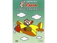 イタリア語で観るイタリアのアニメ映画 ピンパ「I viaggi fantastici」 DVD【A1】【A2】【B1】【B2】