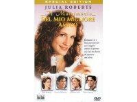 イタリア語などで観るジュリア・ロバーツの「ベスト・フレンズ・ウェディング」 DVD  【B1】【B2】
