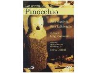 イタリア語で観るニーノ・マンフレディの「ピノッキオ」 DVD  ピノキオ【B1】【B2】