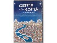 イタリア語で観るイタリア映画「Gente di Roma」 DVD【B2】【C1】