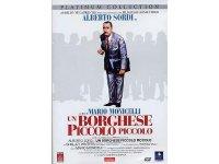 イタリア語で観るイタリア映画 アルベルト・ソルディ 「Un borghese piccolo piccolo」 DVD  【B2】【C1】