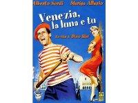イタリア語で観るイタリア映画 アルベルト・ソルディ 「ベニスと月とあなた Venezia La Luna E Tu」 DVD  【B2】【C1】