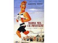 イタリア語で観るイタリア映画 アルベルト・ソルディ 「Mamma Mia Che Impressione!」 DVD  【B2】【C1】