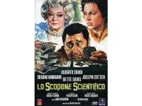 イタリア語で観るイタリア映画 アルベルト・ソルディ 「Lo Scopone Scientifico」 DVD  【B2】【C1】