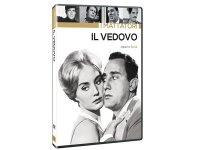 イタリア語で観るイタリア映画 アルベルト・ソルディ 「Il Vedovo」DVD  【B2】【C1】