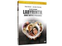 イタリア語などで観るジェニファー・コネリーの「ラビリンス/魔王の迷宮」 DVD 【B1】【B2】【C1】