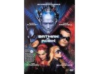イタリア語などで観るアーノルド・シュワルツェネッガーの「バットマン & ロビン Mr.フリーズの逆襲」 DVD  【B1】【B2】